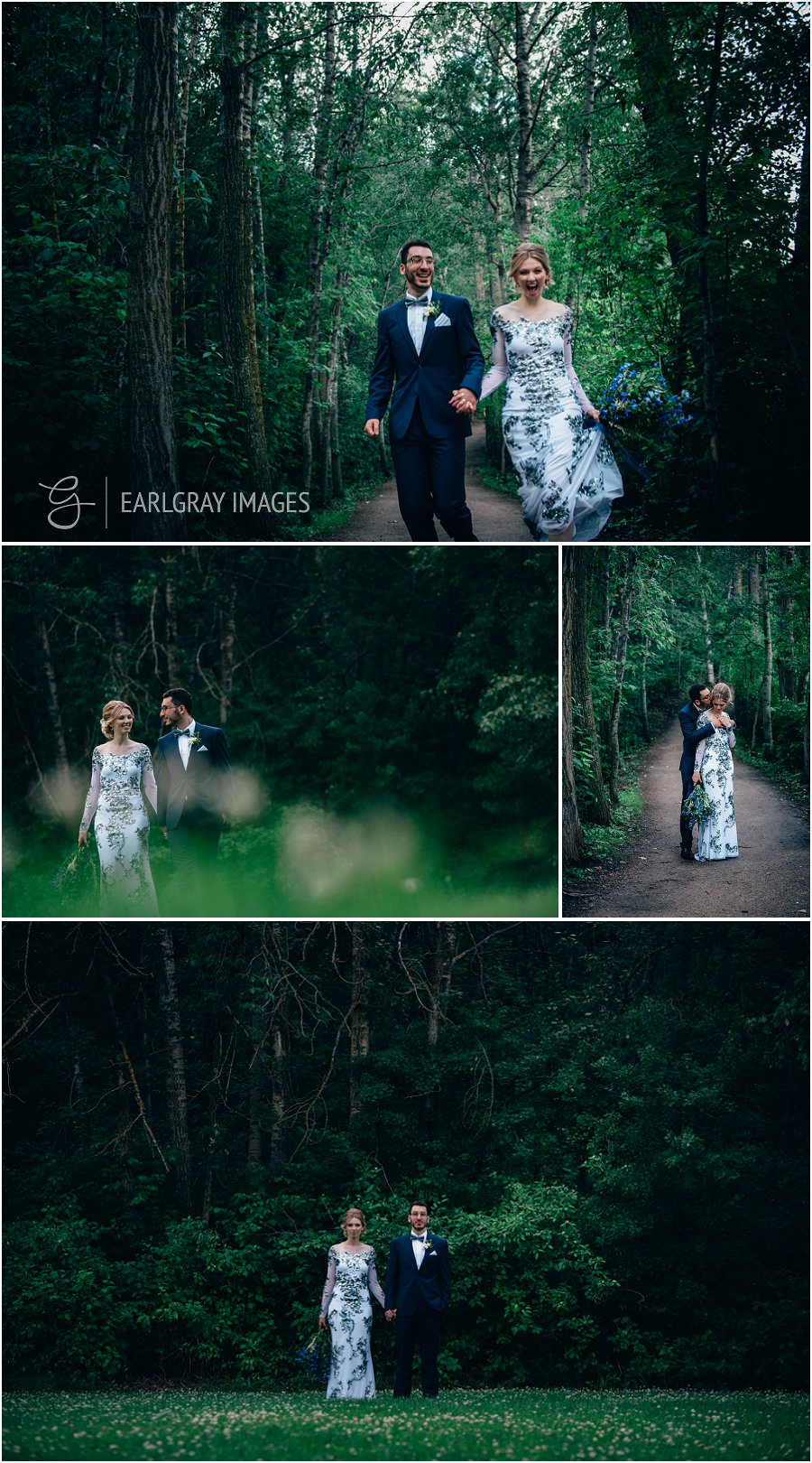 Edmonton Telus World Of Science Wedding Enchanted Forest Earlgray Images