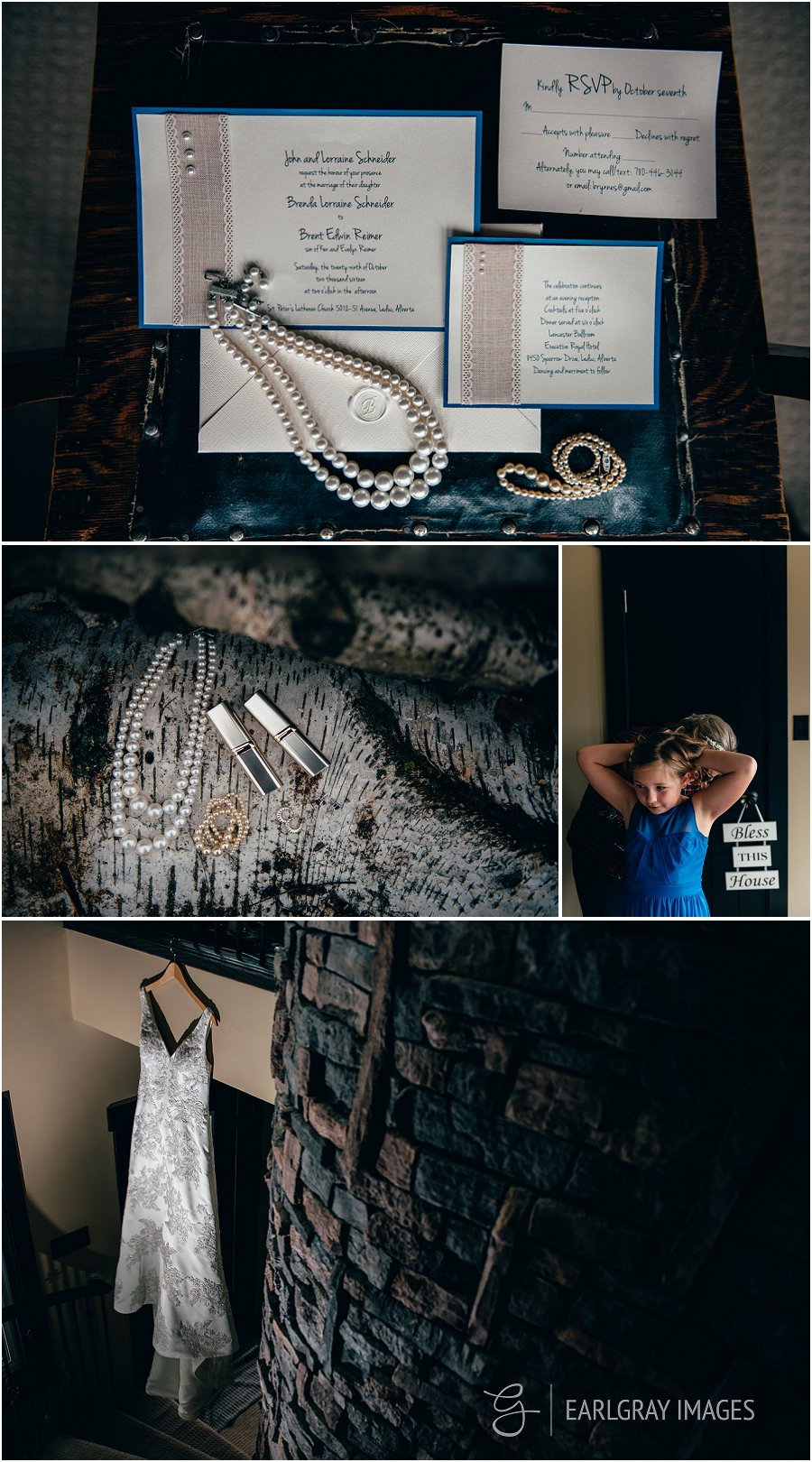 Brent And Brenda Leduc Wedding Photography Earlgray Images