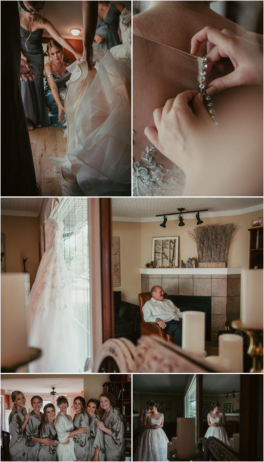 Urban Edmonton Wedding, Geometric gold green wedding, Slovenian Hall Edmonton Wedding, classy Edmonton Wedding