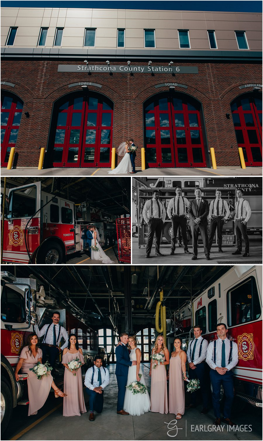 Sherwood Park Wedding, Whitemud Ravine Wedding, Old Country Lodge Wedding, Fun Edmonton wedding photography, Firefighter wedding