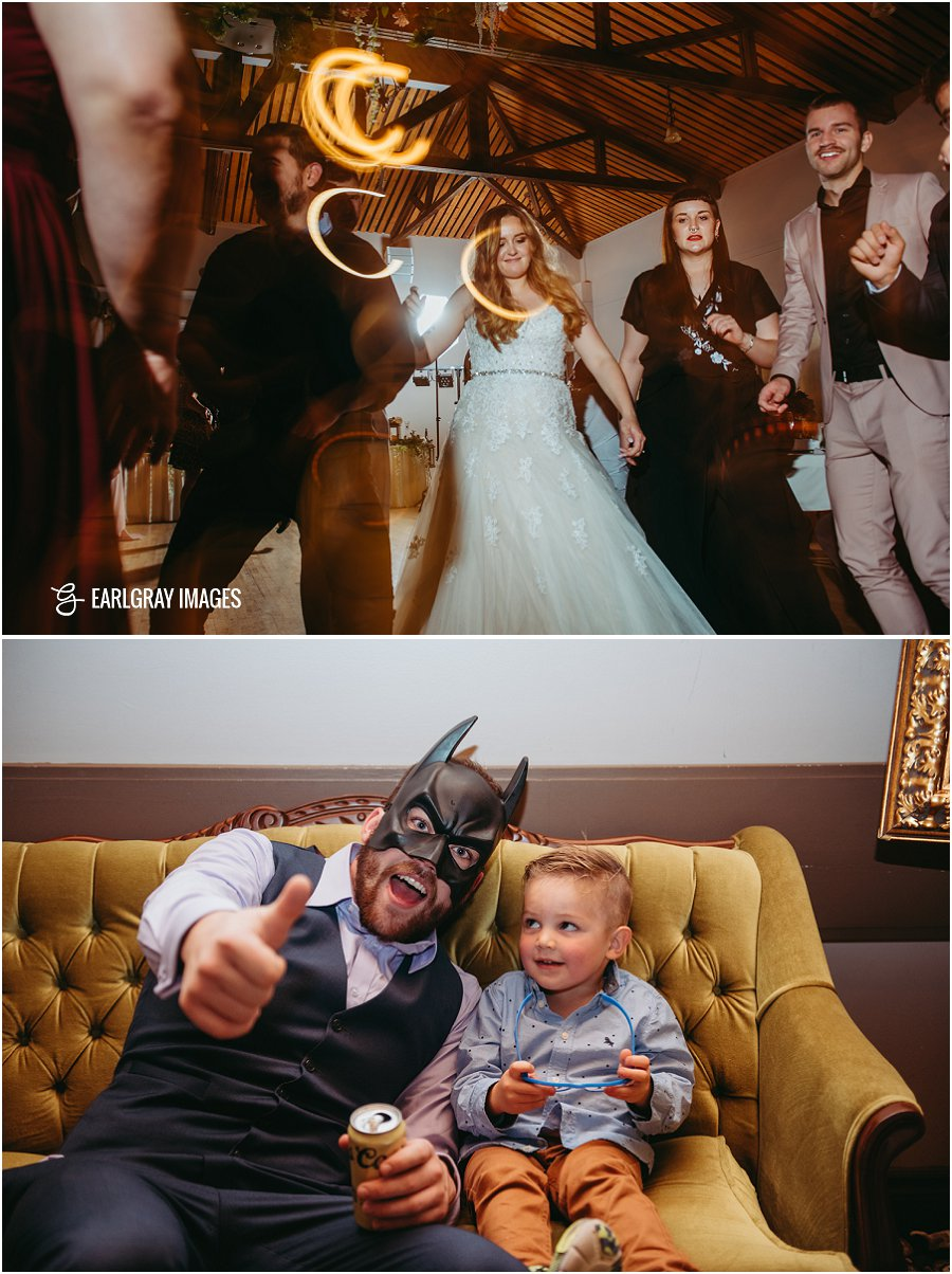 Southwood Community League wedding, Edmonton fall wedding, romantic fall Edmonton wedding, gold navy red wedding