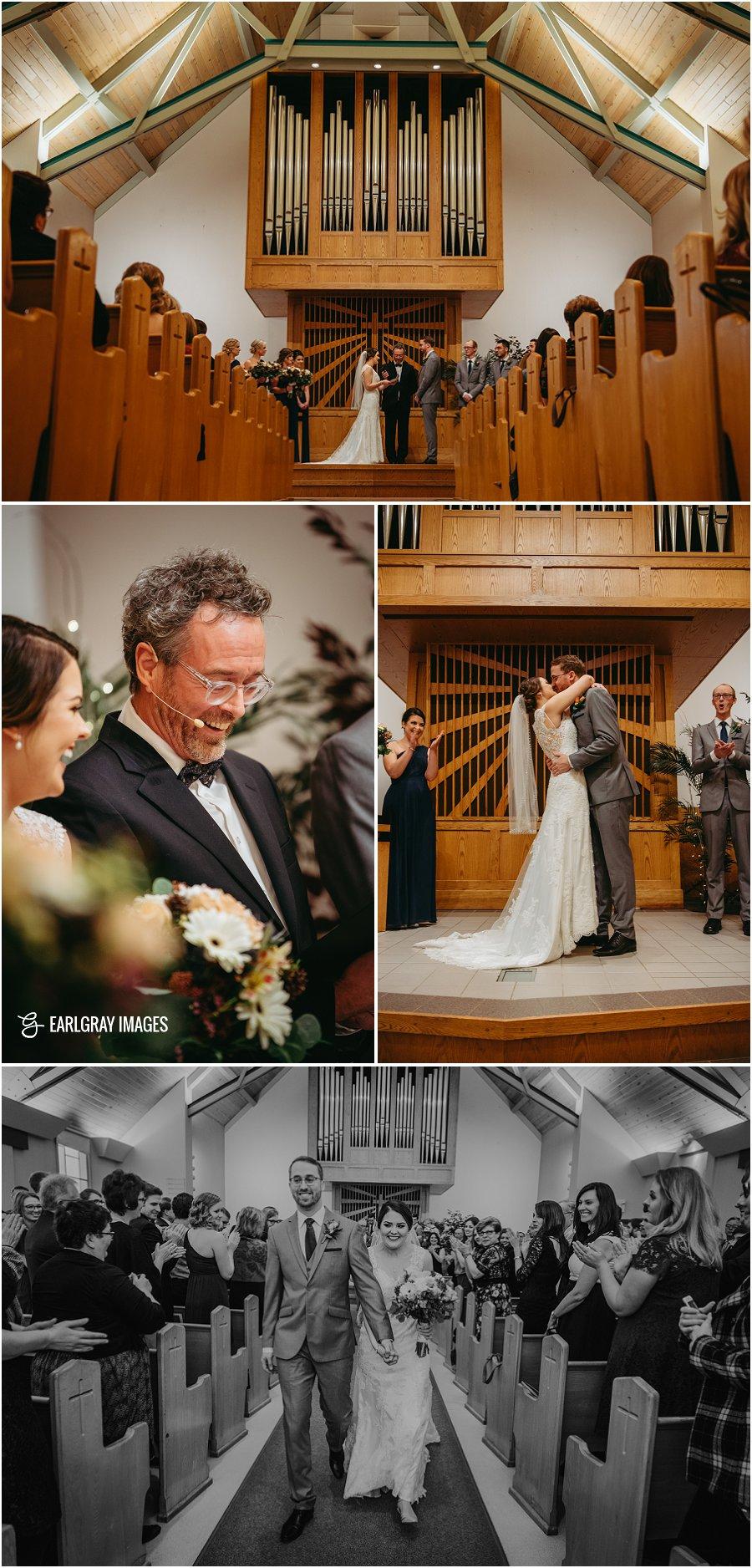 Edmonton Winter wedding, downtown Edmonton wedding, Inglewood CRC wedding, candid wedding photography, fun wedding photography